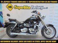2009 TRIUMPH BONNEVILLE AMERICA 865, 0% DEPOSIT FINANCE AVAILABLE