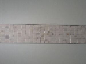 Mosaïque de marbre / céramique de marbre