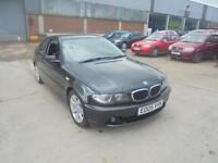 BMW 320 2.0TD Cd SE COUPE - 2005 05-REG - 6 MONTHS MOT