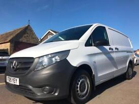 2015 15 MERCEDES-BENZ VITO 2.1 314 CDI BlueTEC EXTRA LONG 6DR AIR CON