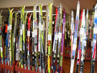 Cross Country Ski Expo - New and Used Ski Sales