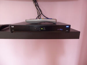Bell Satellite receivers and remotes