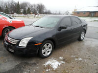 2008 Ford Fusion SE Sedan Windsor Region Ontario Preview