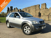 2005 Kia Sorento 2.5CRDi XE 4x4 **Excellent Condition - FSH**