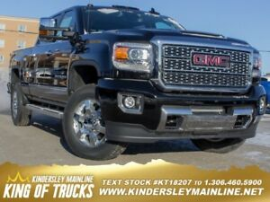 2018 GMC Sierra 3500HD Denali  - Navigation -  Leather Seats