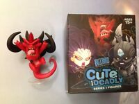 World of Warcraft Diablo Cute but Deadly Toy Figurine SDCC - Blizzard Entertainment