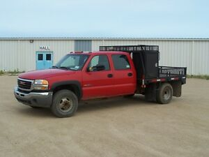 Reduced Even More!  2005 GMC Crew Cab Service Truck