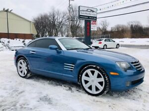 Chrysler Crossfire Coupe-Limited-Cuir-Jamais Accidentée 2005