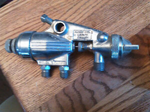 Binks spray Gun for $10 or trade for what have you