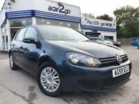 2010 Volkswagen GOLF S TSI Manual Hatchback
