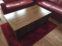 Coffee Table (excellent condition/like new)