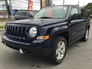 2015 Jeep PATRIOT LIMITED TRAIL RATED