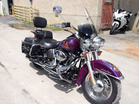 2002 Harley Davidson Softail Heritage Classic / Custom Paint!