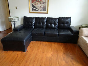 Clean comfortable partly furnished 3 br apt to rent by McMaster