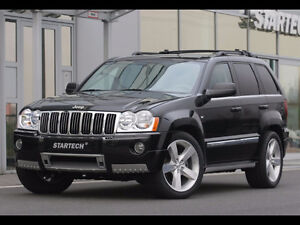 BUYING: Jeep Grand Cherokee 2005 WK Parts