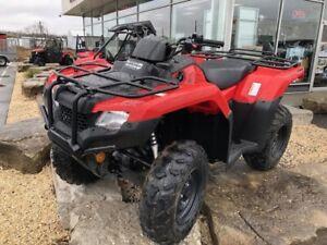 2018 Honda TRX420 Rancher DCT IRS EPS