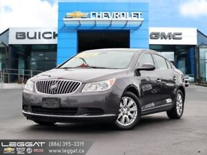 2013 Buick LaCrosse 4DR SDN FWD W/1SB