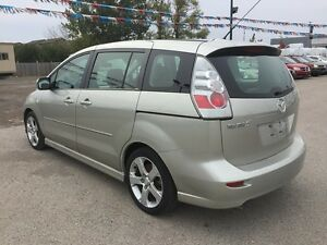 2007 MAZDA 5 GT * LEATHER * SUNROOF * 6 PASS * EXTRA CLEAN London Ontario image 4