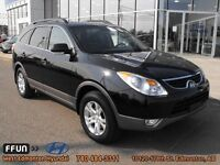 2012 Hyundai Veracruz GLS  Leather seats, 7 Passenger, AWD with