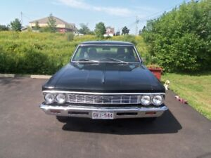 1966 chevelle  300 big block,   trade plus cash