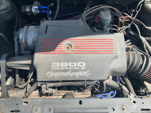 PONTIAC SUNFIRE PROJET DRAG ***3.8 SUPERCHARGED***