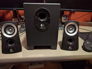 Logitech K313 Speakers