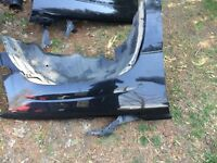 Mint 01 gmc fenders and front bumper