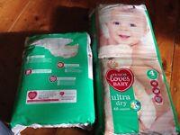 Tesco nappies size 4