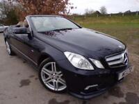 2011 Mercedes Benz E Class E350 CDI BlueEFFICIENCY Sport 2dr Tip Auto Full Me...