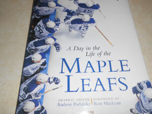 Toronto Maple Leafs book