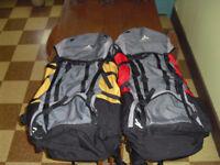 Vaude 60 65 70 Liter backpack SAC DE VOYAGE a dos Excellent