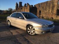 2004 (54) Jaguar X-TYPE 2.5 V6 auto SE ** Awd ** 2019 Mot ** Automatic **