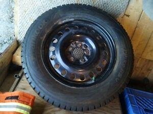 225 65 R17 Studded Winter Tires and Rims St. John's Newfoundland image 5