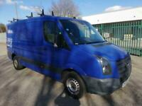 59 VOLKSWAGEN CRAFTER 2.5 BLUE TDI 109 PS HIROOF CAMPER? LWB LOW 90K PX SWAP