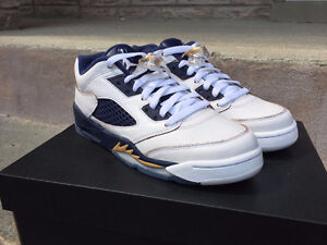 "Air Jordan 5 ""Dunk From Above"" GS  Kids/Wms Size 4Y&5.5Y"