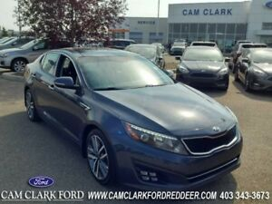 2014 Kia Optima SX Turbo  Auto Leather Moonroof
