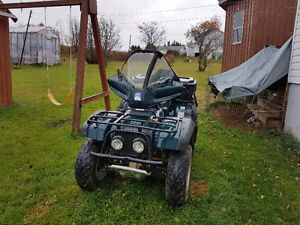 Suzuki Quad Master 500 for sale - à vendre
