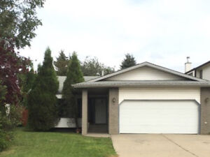 4 bedroom home in West end includes 1 utility