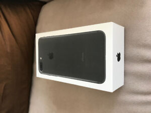 iPhone 7 Plus 32GB Mint Condition
