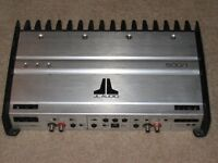 JL AUDIO 500/1 AMPMIFIER VERY POWERFUL