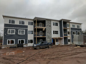 New Large Two Bedroom Apartments  on Glenwood Drive