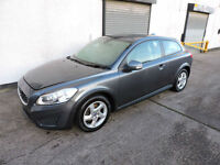 11 Volvo C30 1.6D D2 ES Damaged Salvage Repairable Cat D