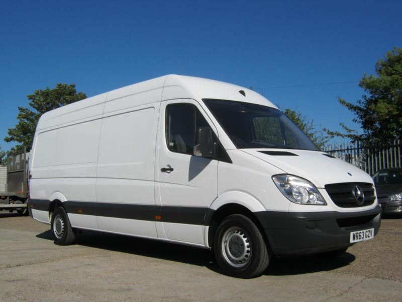Mercedes-Benz Sprinter 2.1TD 313CDI LWB Euro 5 One Owner
