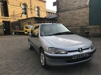 Peugeot 106 1.1 only 28000 miles!!! 12 months mot
