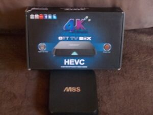 m8s tv android box