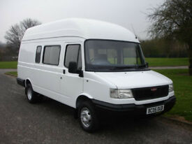 Wanted ldv 400 vans twin wheel low roof high roof mini bus 1998-2002 ford engine 2.5 di or turbo