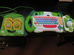 Leap Pads, Leaf Frog games unit - buy all but can separate Kitchener / Waterloo Kitchener Area image 2