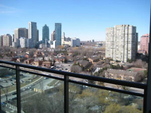 Beautiful 1 bedroom available in Mississauga Downtown