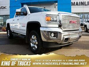 2016 GMC Sierra 2500HD SLT  - Leather Seats -  Heated Seats