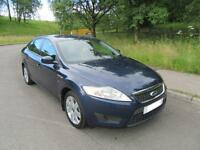 2008 '58' FORD MONDEO 2.0TDCi 140 5 DOOR HATCH IN MET BLUE